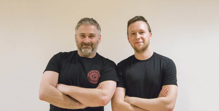 Kickboxing-trainerteam