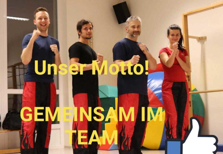 Kickboxen-Wels-Old-school-Team