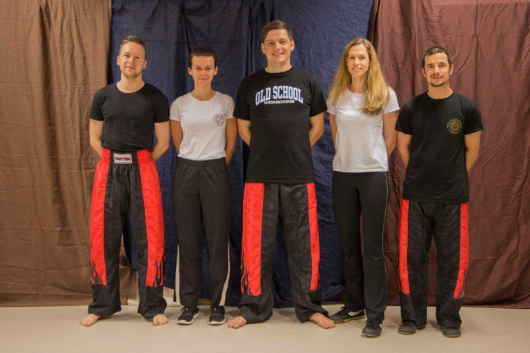 old-school-kickboxing-gruppe